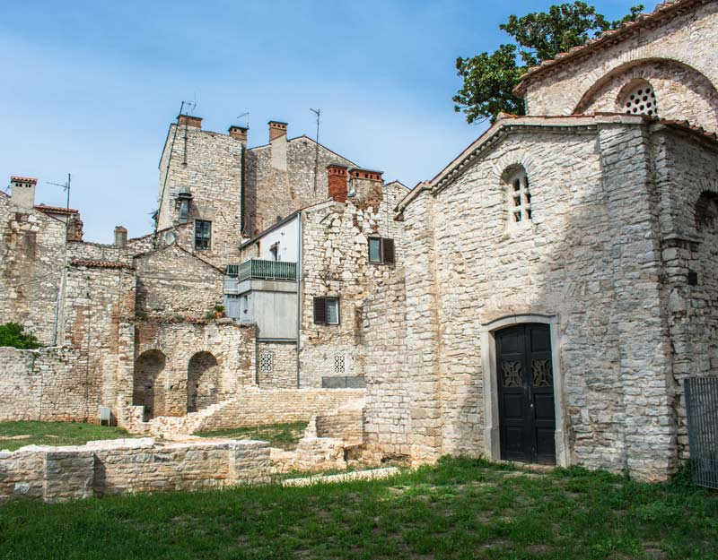 Chiesa bizantina di Pola