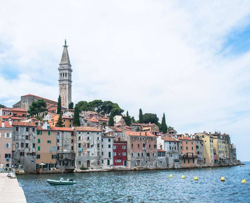 Cosa vedere in Istria: Rovigno