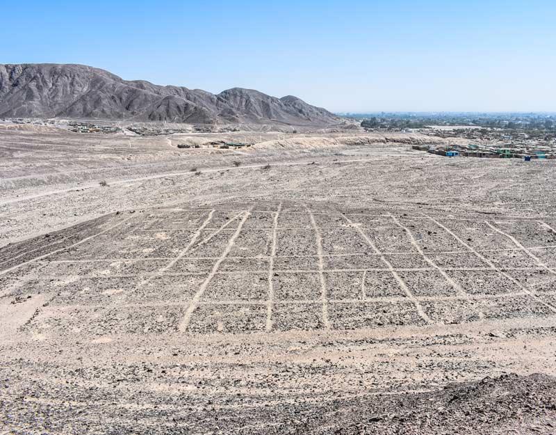 I geoglifi di El Telar a Nazca