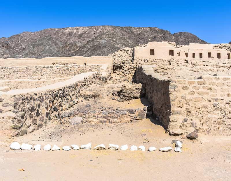 Cosa vedere a Nazca: il sito di Los Paredones