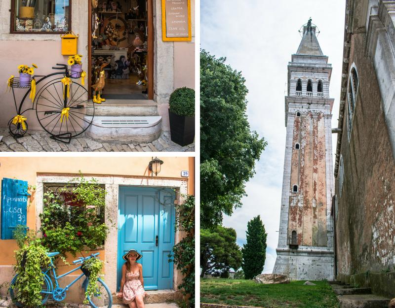 Visitare Rovigno in Istria