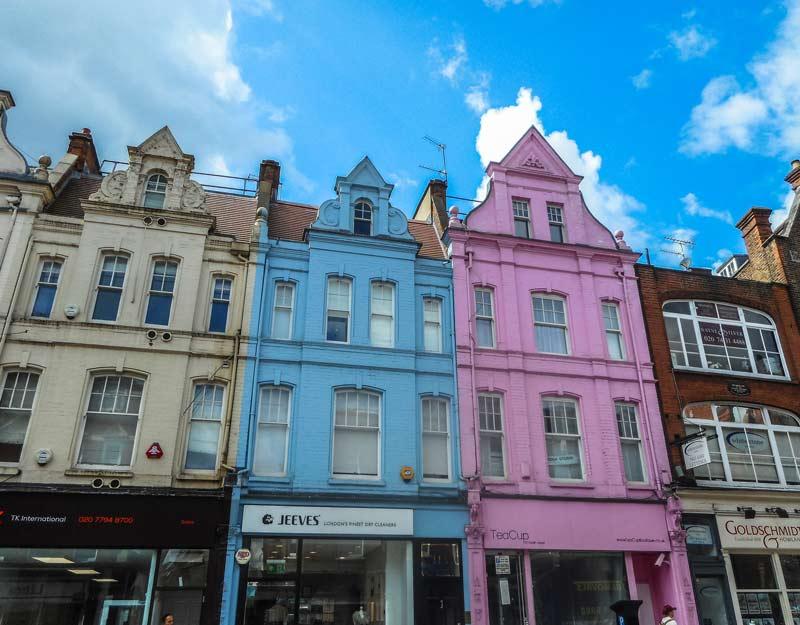 Il luogo più bello visitato: Londra