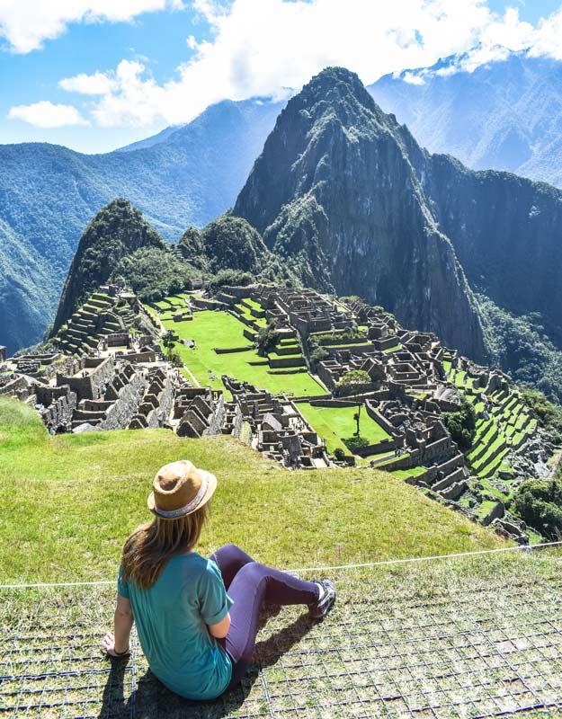 Il luogo più bello del mondo: Machu Picchu