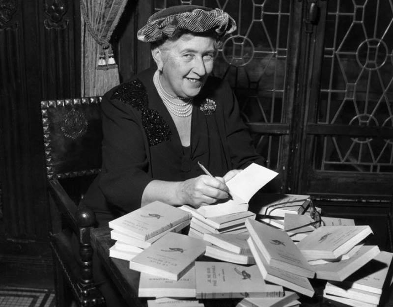 Donne che mi ispirano: Agatha Christie