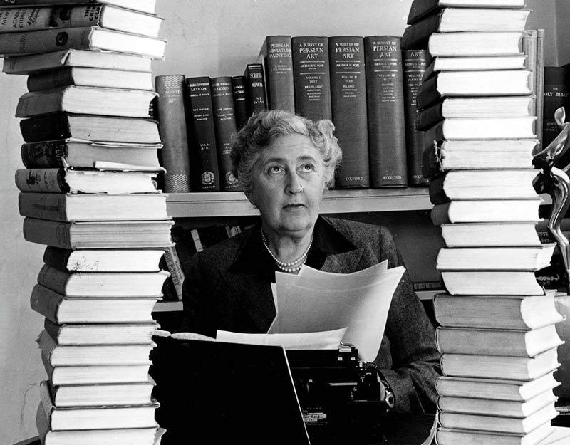 Donne viaggiatrici: Agatha Christie