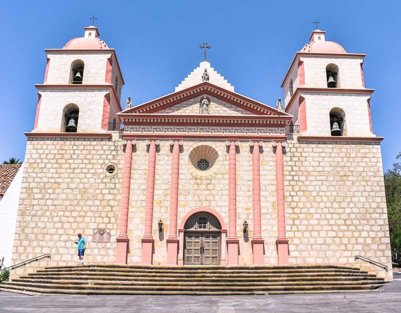 Cosa vedere a Santa Barbara: la Missione