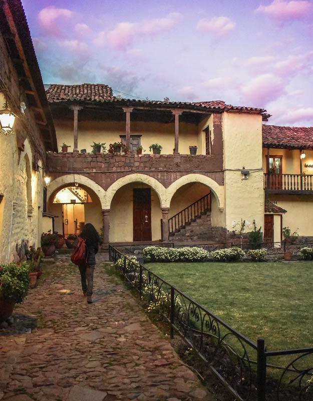 Organizzare l'itinerario di viaggio in Perù