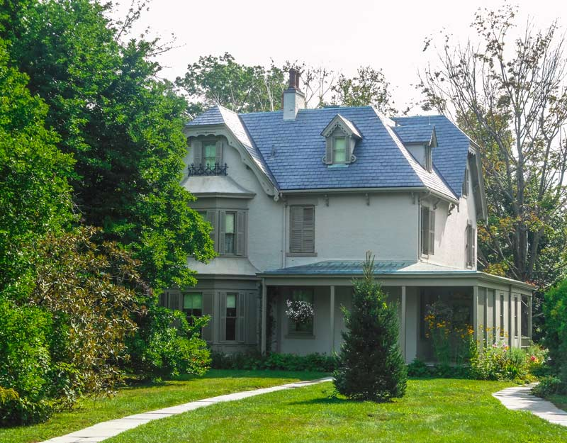 Cosa vedere ad Hartford in Connecticut: la casa di Harriet Beecher Stowe