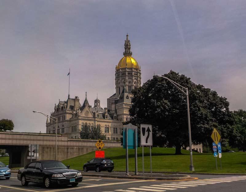 Il Campidoglio di Hartford, Connecticut