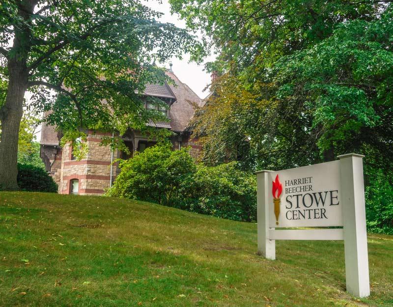 L'insegna della casa di Harriet Beecher Stowe