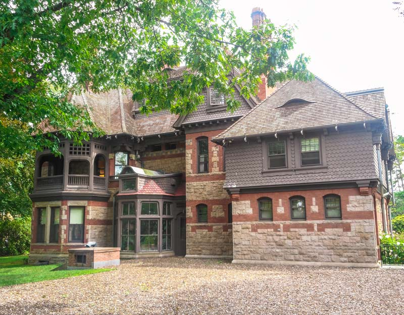 Mark Twain House and Museum