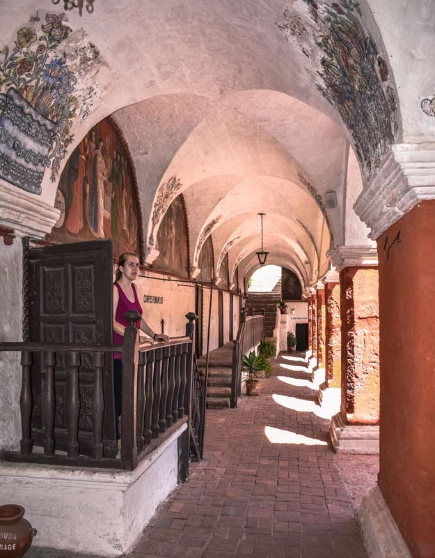 Ricordi di viaggio in Perù: Arequipa