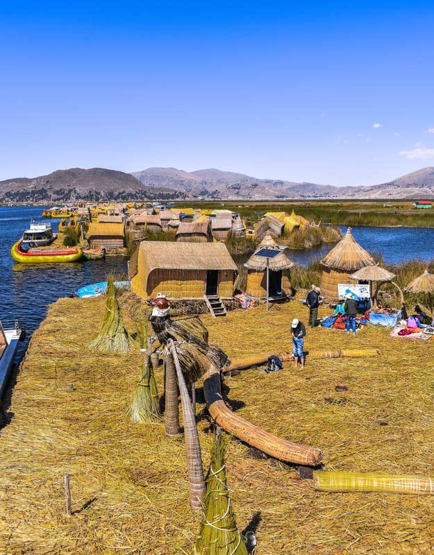 Ricordi del viaggio in Perù: le isole Uros