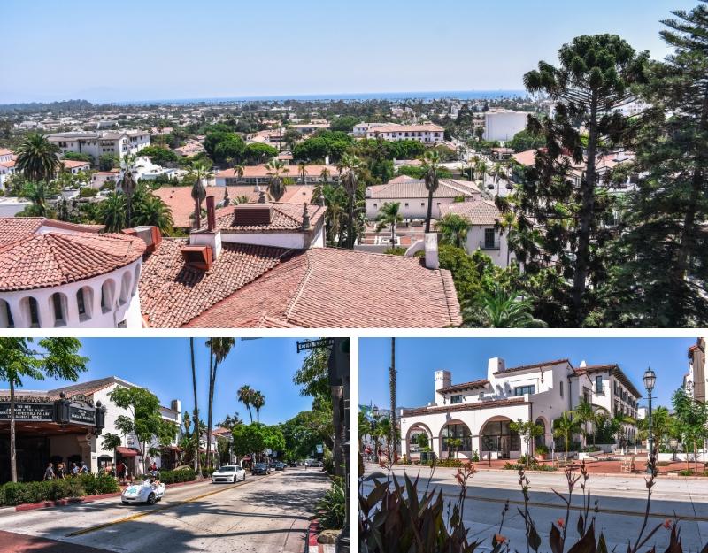 Cosa vedere vicino a Los Angeles: il centro di Santa Barbara