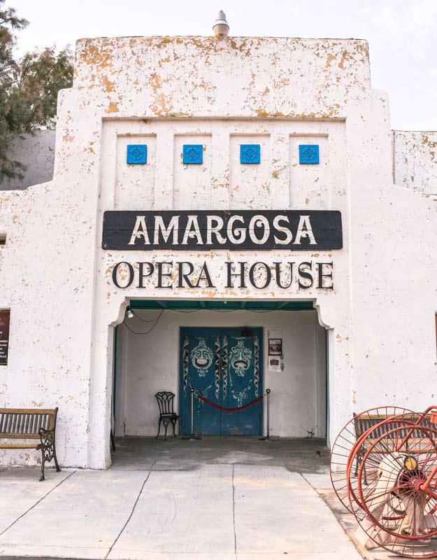 Il teatro di Amargosa Opera House