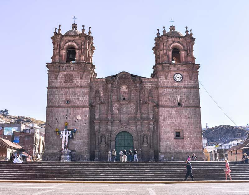 Cattedrale di Puno