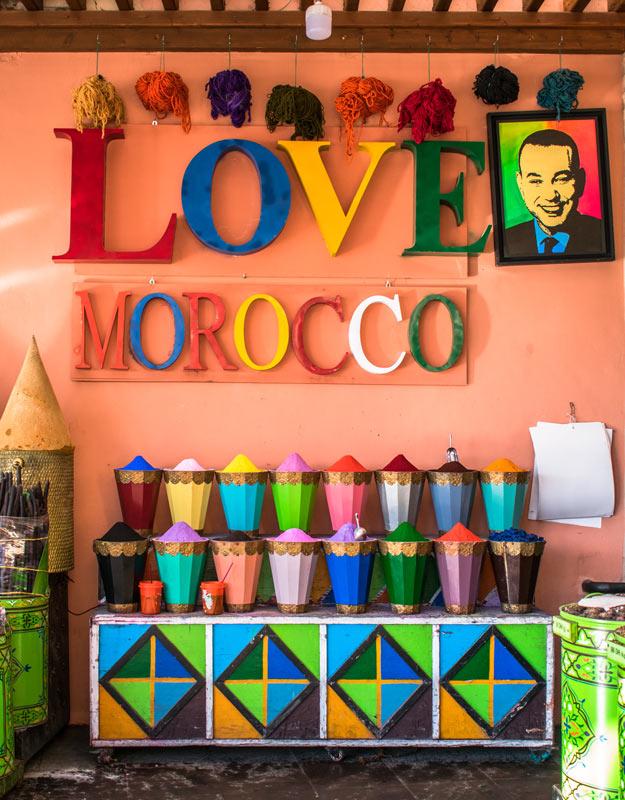 Contrattare a Marrakech