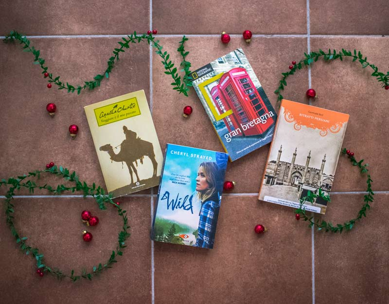 Regali di Natale per viaggiatori: libri e guide di viaggio