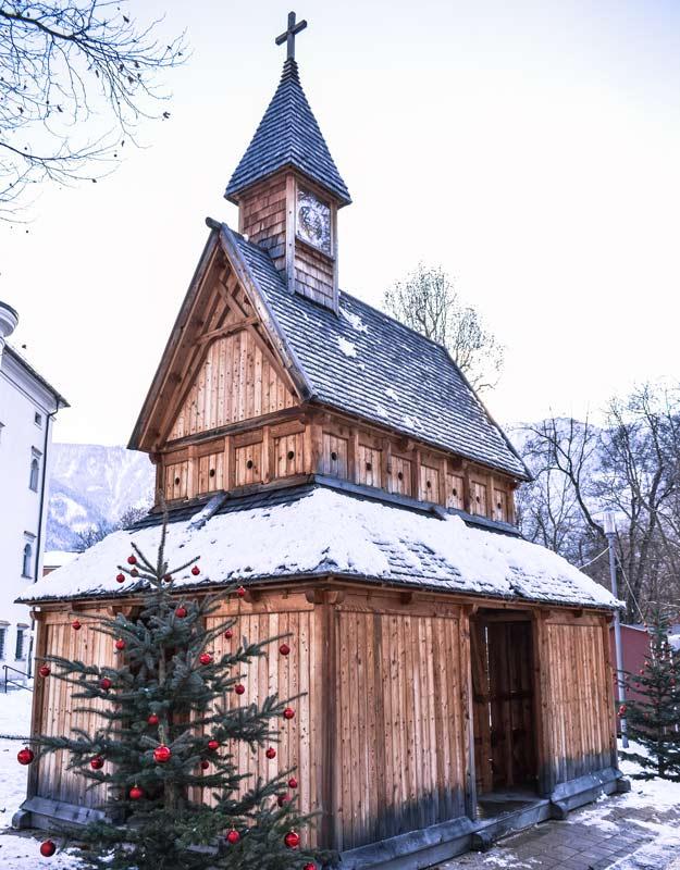 Decorazioni natalizie a Spittal an der Drau