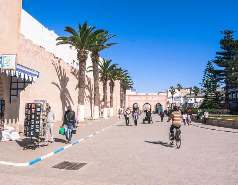 Il centro di Essaouira