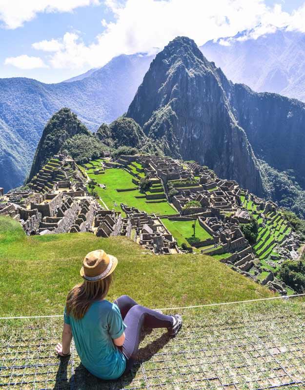 100 esperienze di viaggio da fare: vedere Machu Picchu