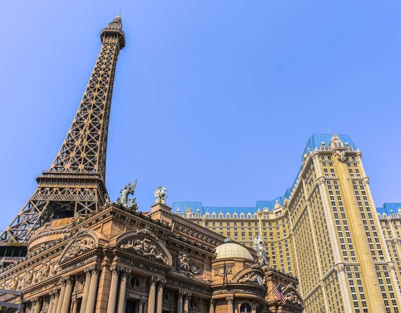 L'hotel casinò Paris Las Vegas