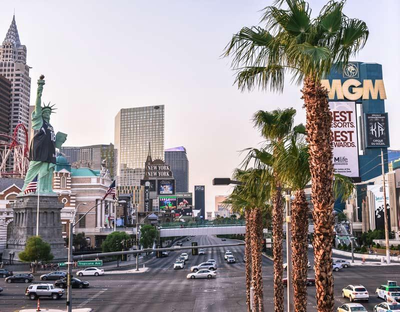 Cosa vedere a Las Vegas in un giorno: la Strip