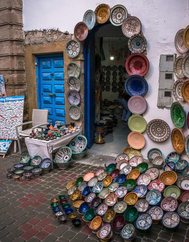 Il souk di Essaouira