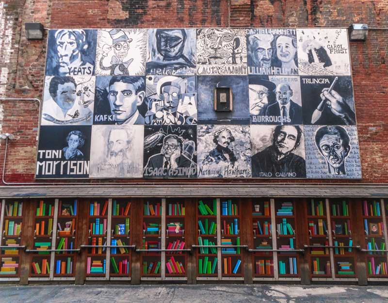 Visitare Boston in un giorno: Brattle Book Shop