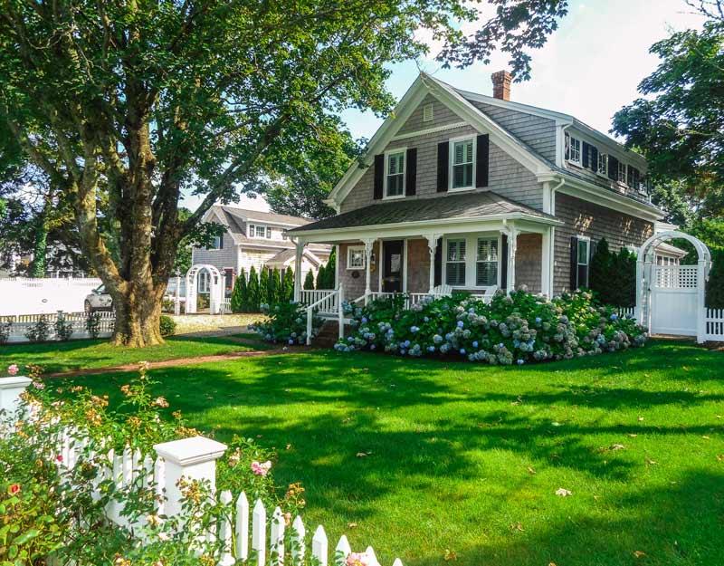 Una casa a Chatham a Cape Cod