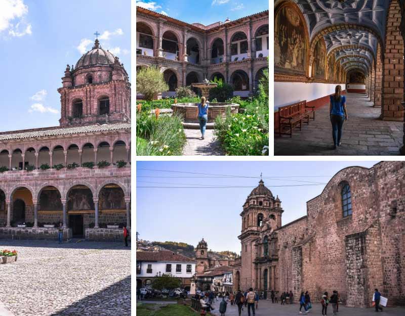 Il convento de La Merced a Cuzco