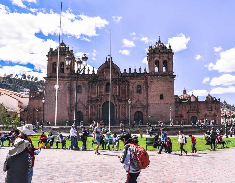 Cosa vedere a Cuzco: la Cattedrale