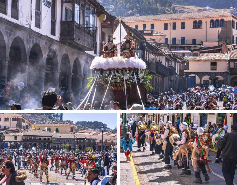 Cosa vedere a Cuzco: le feste