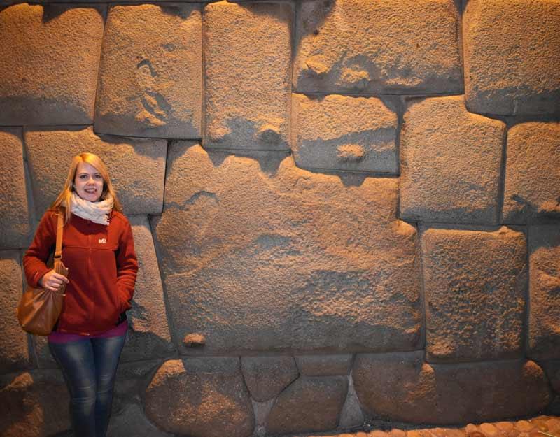 Cosa vedere a Cuzco: pietra dei 12 spigoli