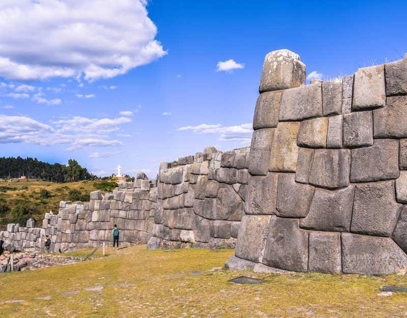Cosa vedere a Cuzco: Saqsayhuaman
