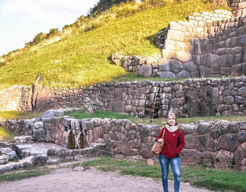 Cosa vedere a Cuzco: Tambomachay