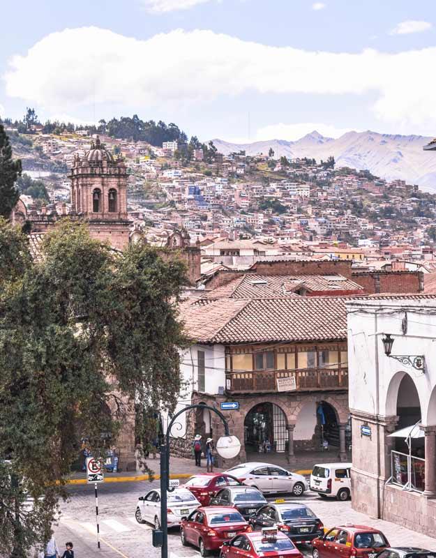 Cuzco in tre giorni