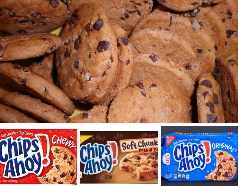Dolci golosi a Los Angeles: Chips Ahoy!