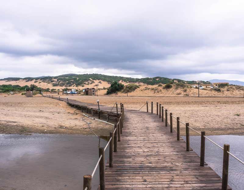 Piscinas in Sardegna
