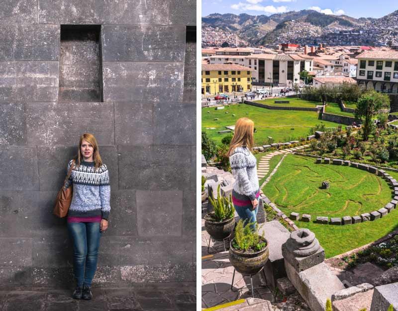 Qorikancha e convento di Santo Domingo a Cuzco
