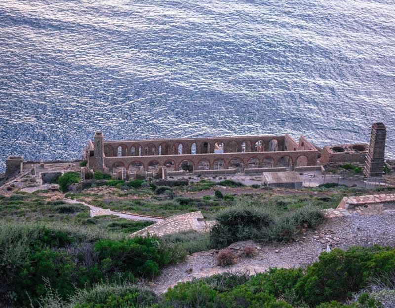 Sardegna fuori stagione: Belvedere di Nebida