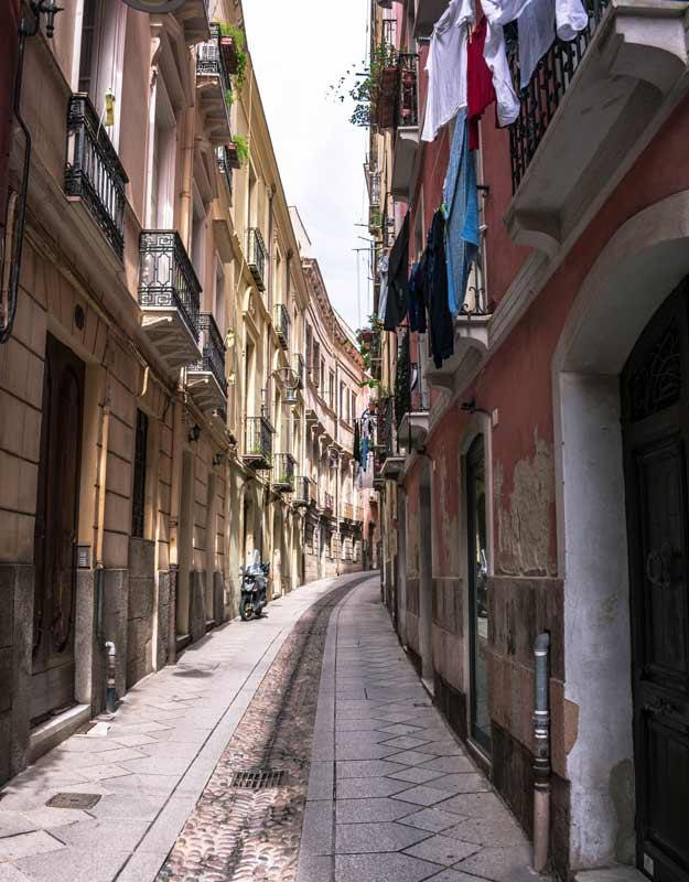 Sardegna fuori stagione: Cagliari