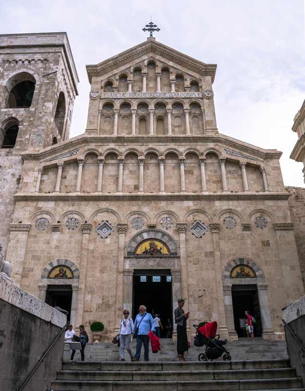 Sardegna fuori stagione: Duomo di Cagliari