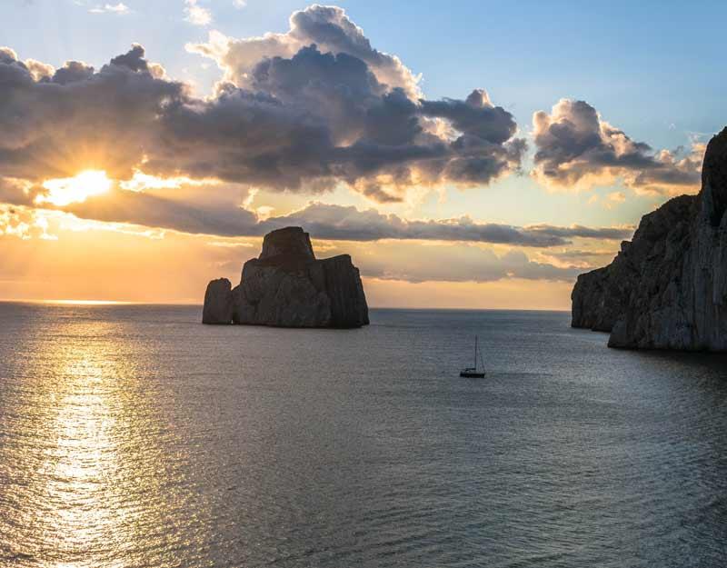 Sardegna fuori stagione: Pan di Zucchero