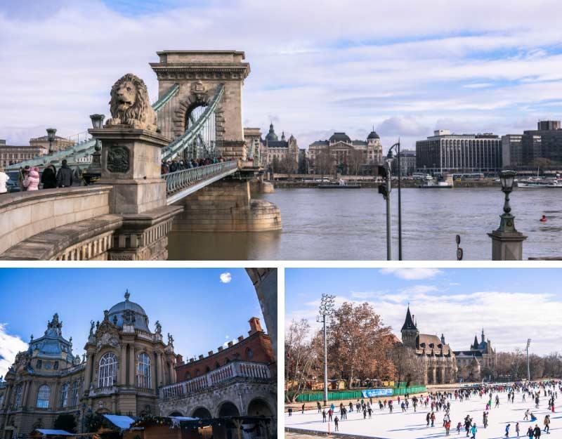 Consigli per Budapest