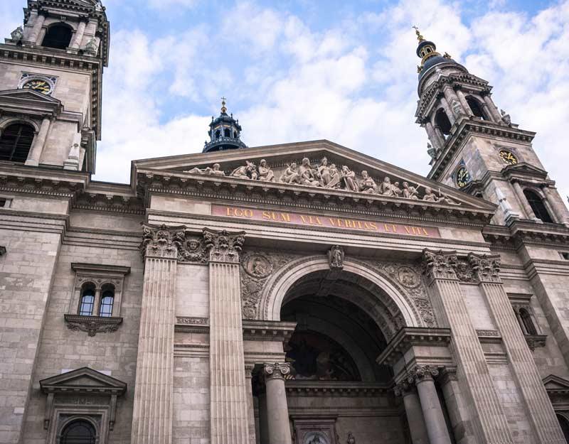 Budapest in 2 giorni: Basilica di Santo Stefano