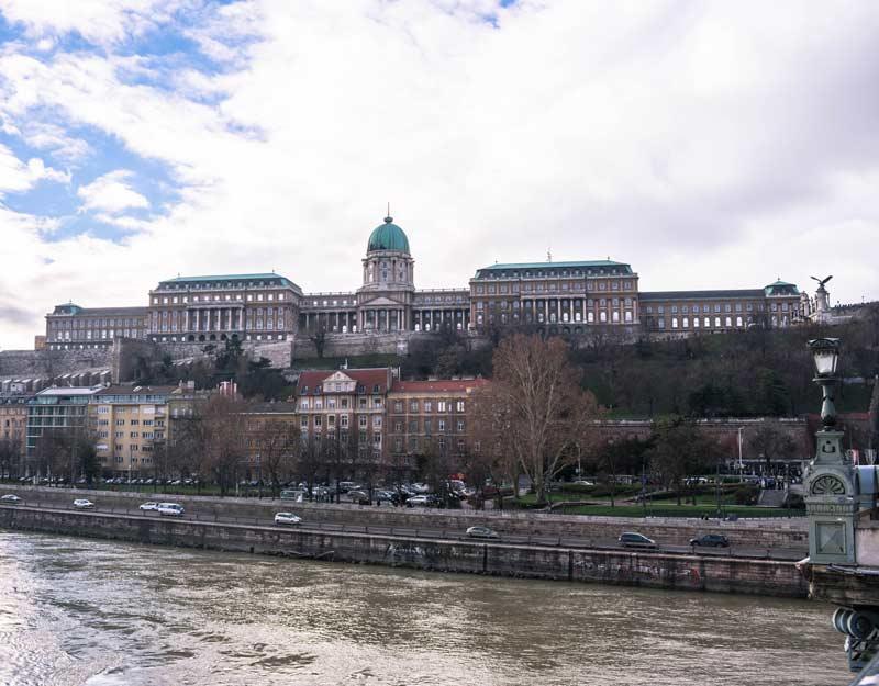 Budapest in 2 giorni: Castello di Buda