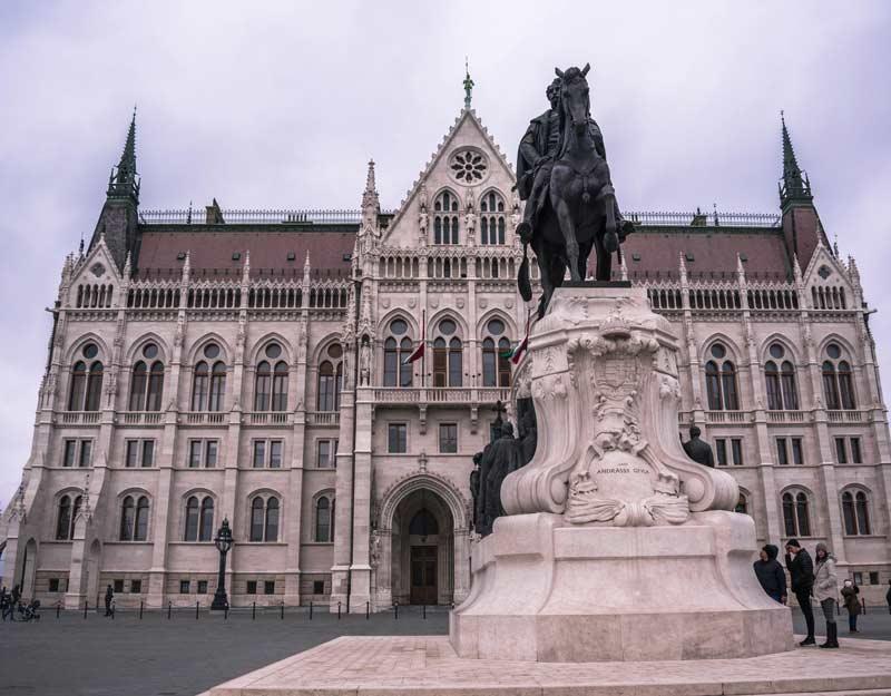 Budapest in 2 giorni: Parlamento