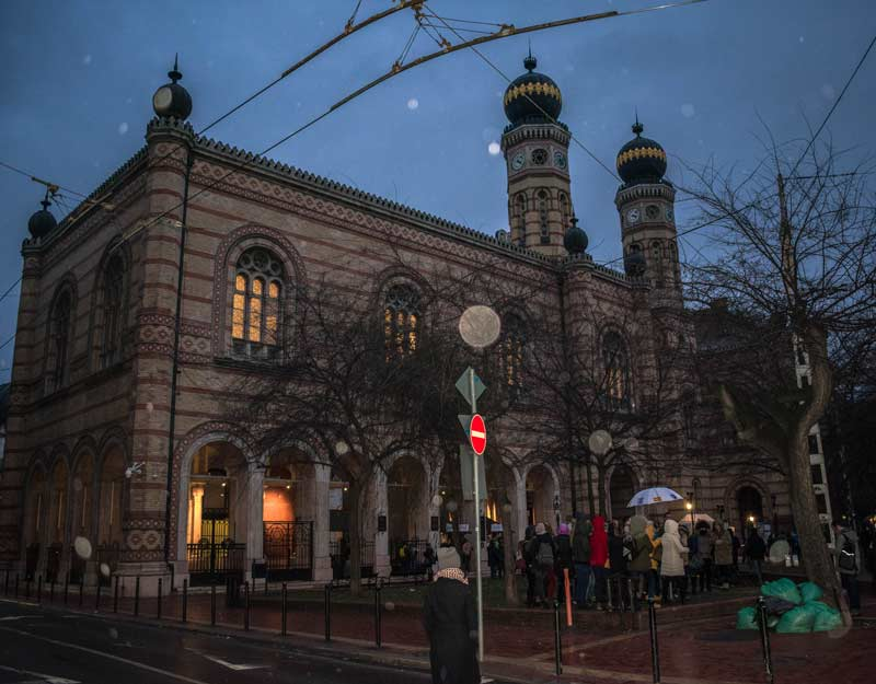 Budapest in 2 giorni: Sinagoga