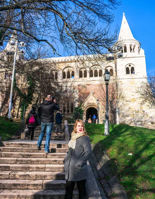 Cosa vedere a Budapest: Bastione dei Pescatori